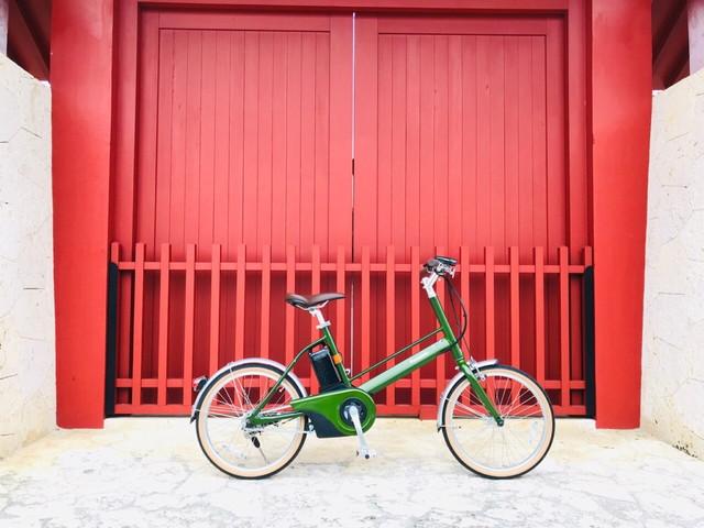 Panasonic Jコンセプト商品一覧e Bike Okinawa